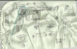 Blaster Concept1