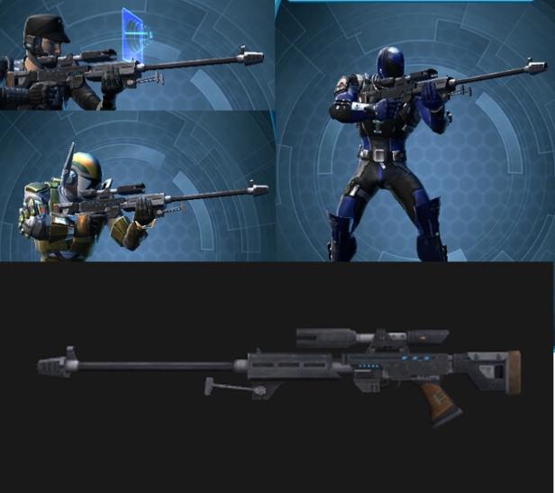 SWTOR Tac-HUD Heavy Sniper Rifle