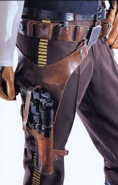 Han Solo Holster and pants