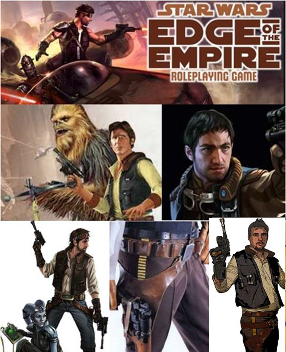 Star Wars Edge of the Empire Roleplaying Game