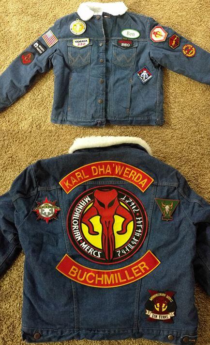 Patch Jacket4
