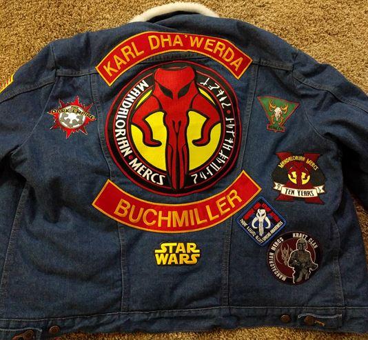 Patch Jacket5.5