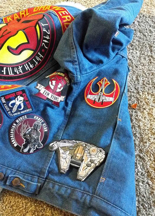 Patch Jacket7