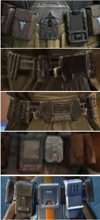 Belt Examples