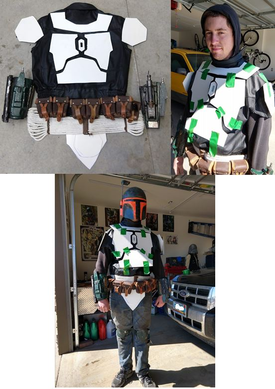 004 - armour on vest