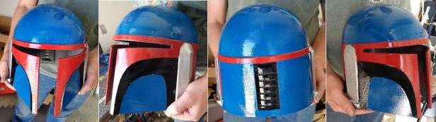 046 - painted helmet