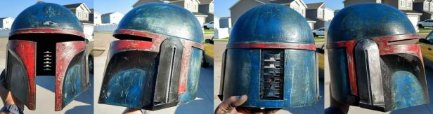 055 - helmet detailed weathered
