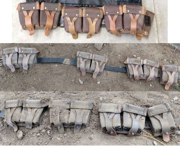 060 - weathering pouches