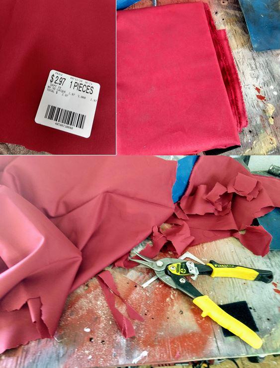 083 - cape fabric