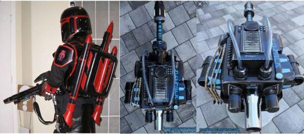 000 - mandalorian jetpack examples