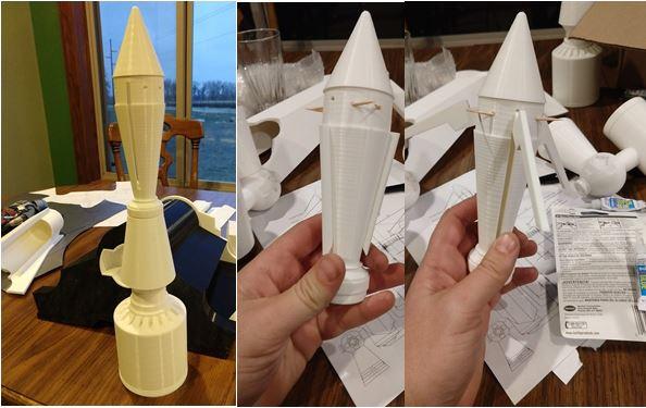 012 - rocket